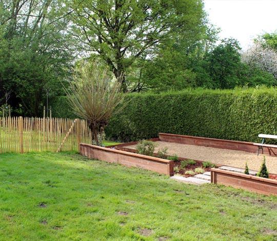 Création de votre jardin de A à Z – Hainaut / Brabant wallon